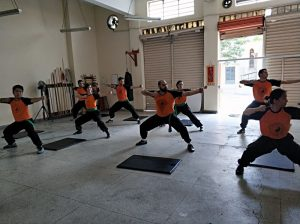 Academia de artes marciais