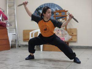 Kung Fu para mulheres