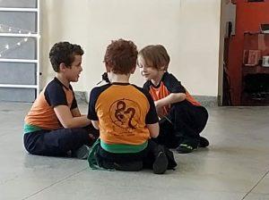 Kung Fu Infantil Ipiranga