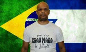 Professor Marcos Silva - Krav Maga