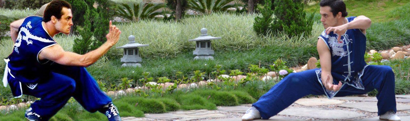 Wushu Moderno no Ipiranga
