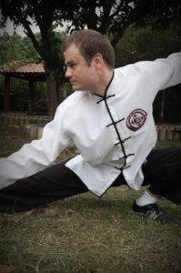Edgar Gubiotti De Martino, professor de Kung Fu, Tai Chi, Qi Gong e Sanda na Câmara Shaolin