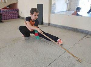 Aula de Kung Fu Infantil no Ipiranga