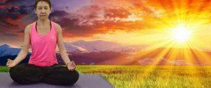 Aula de Yoga no Ipiranga