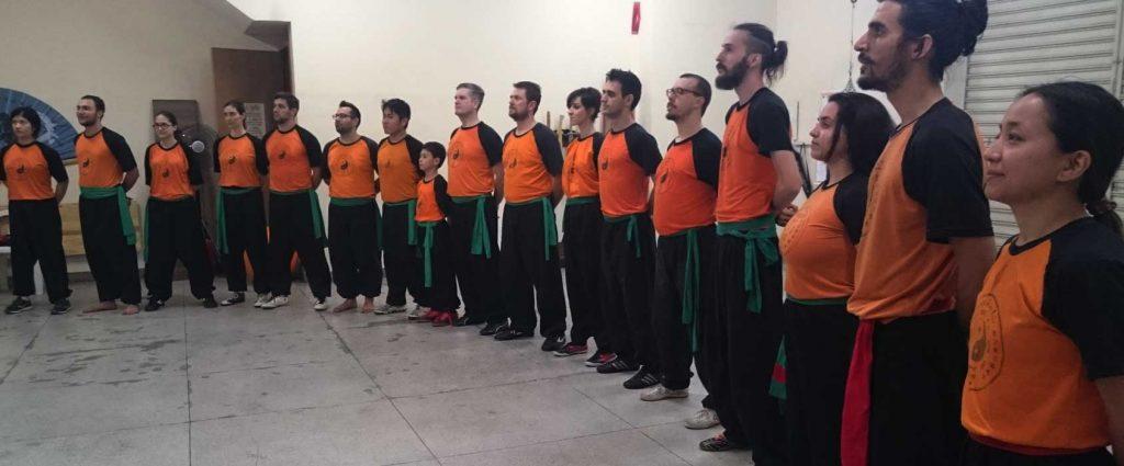 Aulas de Kung Fu no Ipiranga